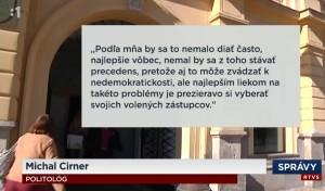 CIRNER-RTVS