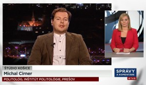Michal Cirner RTVS